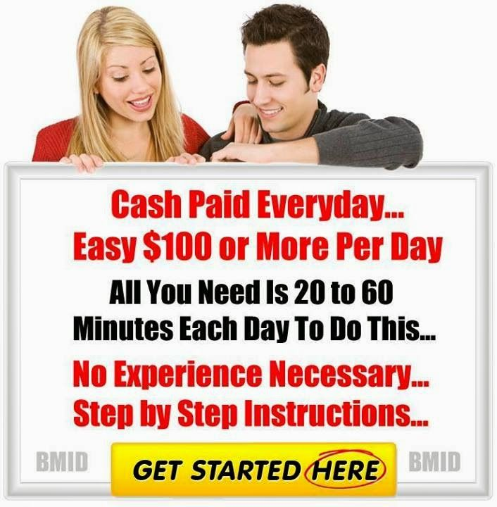 I thought Id share this with the group...Are you Tired of being Paid Small Commissions? Then you got to check this out- Get Paid Daily and keep 100% of ALL you make...Inbox me for More Info... or Click Here For PROOF!>>>