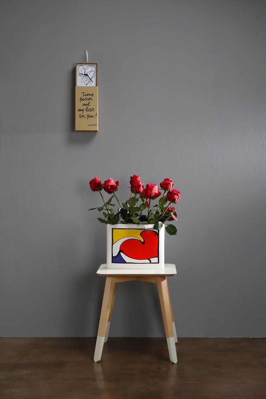 Clock in a Box - Creativando Store