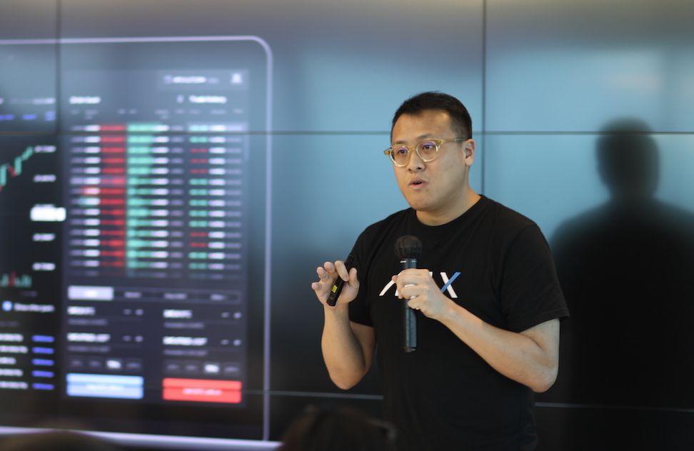 hong kong based cryptocurrency