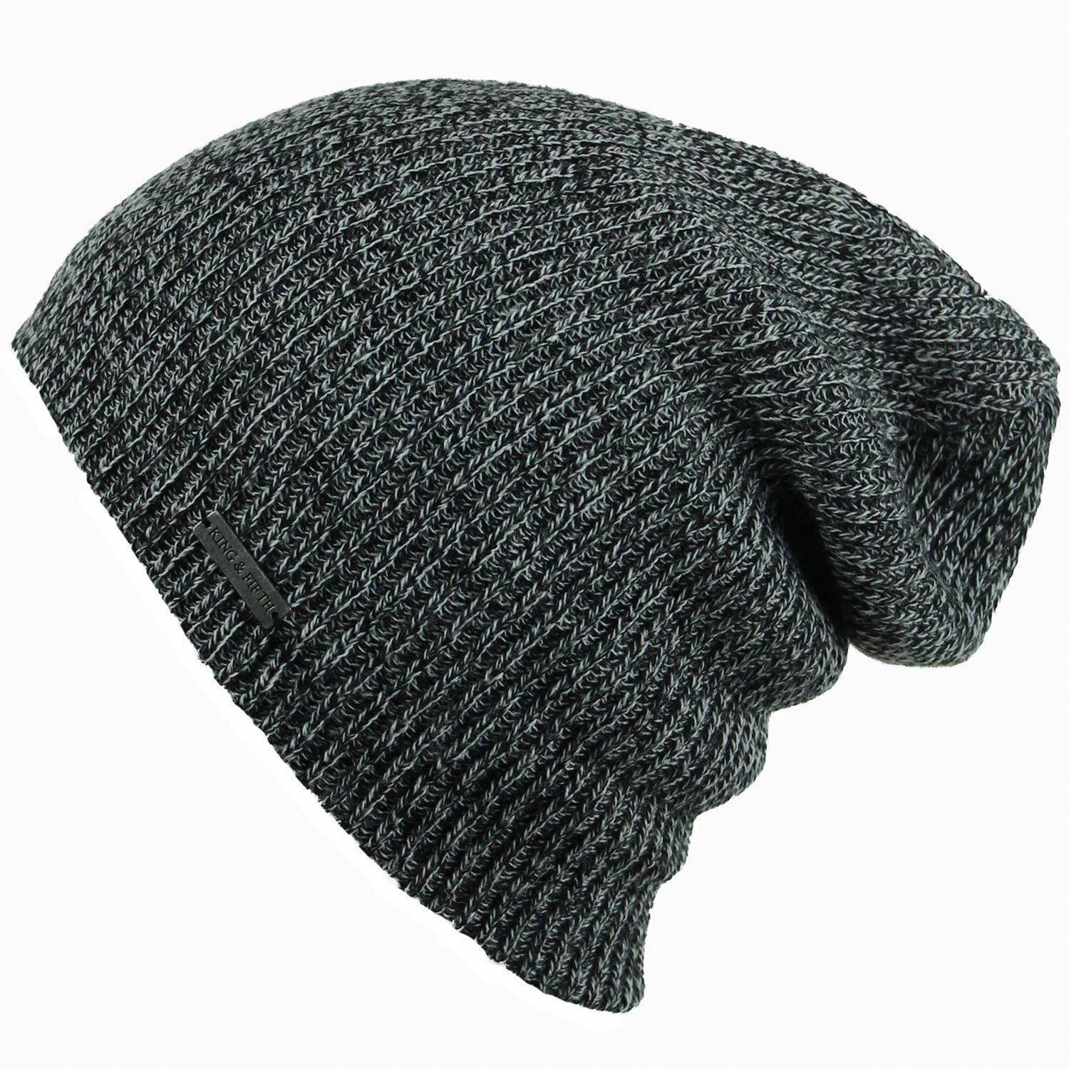 646b85e1136580 Mens Slouchy Beanie - The Forte #Ties | Mens accessories in 2019 ...