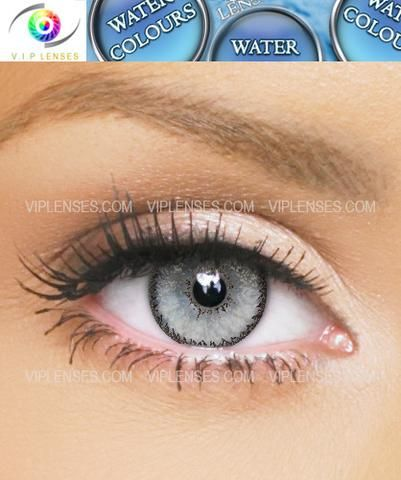27eafc05fde Water Colours Grey Contact Lenses