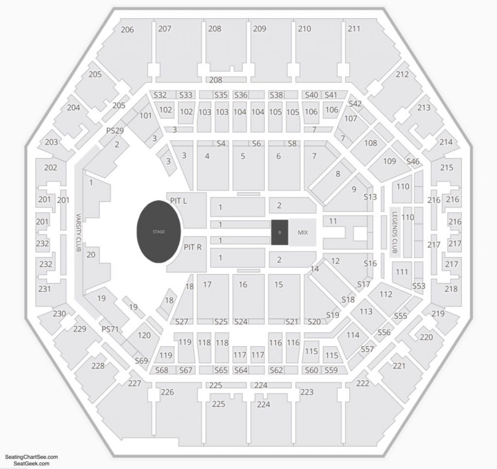 The Stylish Along With Attractive Bankers Life Fieldhouse Seating Chart With Seat Numbers