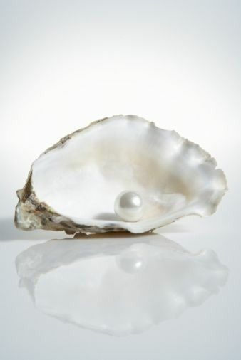 """ A pearl is a beautiful thing that is produced by an injured life. It is the tear [that results] from the injury of the oyster. The treasure of our being in this world is also produced by an injured life. If we had not been wounded, if we had not been injured, then we will not produce the pearl."" -Stephen Hoeller"