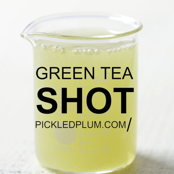 Green Tea Shots Im Bartending Smuzzcamp2017 Full Recipe Here Green Tea Shot Recipe H1 Green Tea Shot R Green Tea Cocktail Green Tea Shot Green Tea Detox