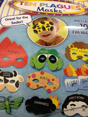 Image Result For Pre Crafts Masks Plagues Of Moses