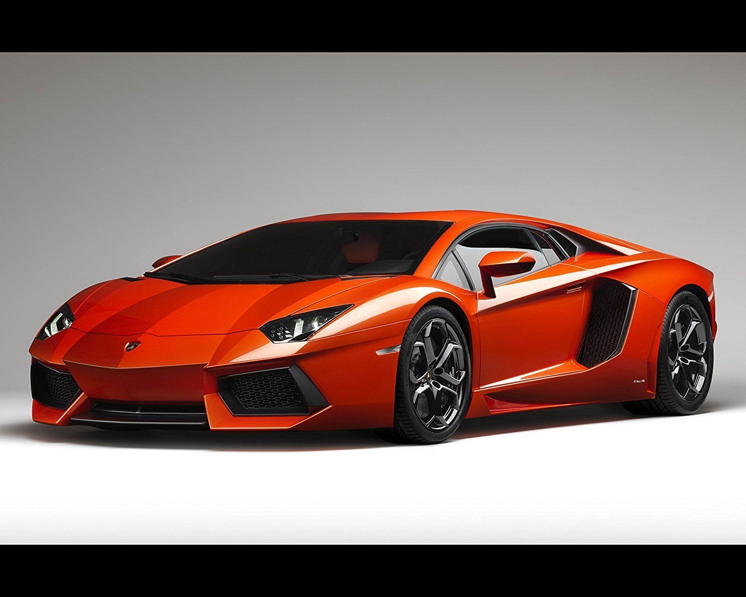 Lamborghini Aventador Car Poster Wall Decoration High Quality 16x20 Lamborghini Aventador Super Cars Super Sport Cars