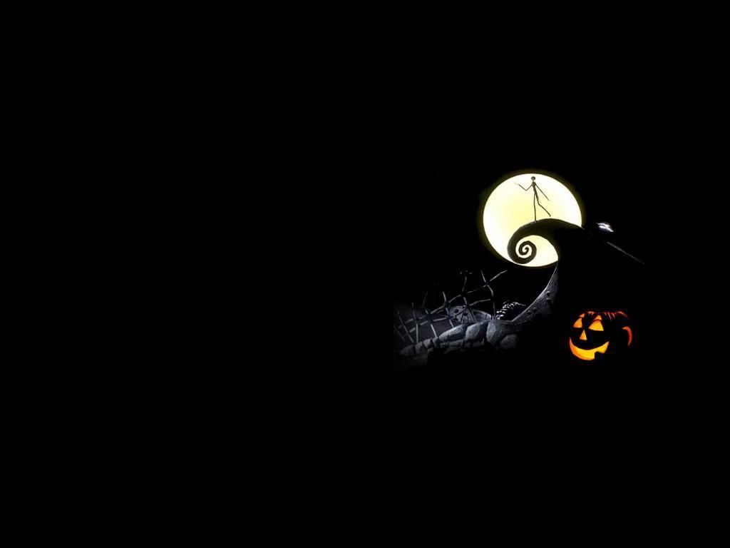 Black Nightmare Wallpaper Main Photo Nightmare Before Christmas Wallpaper Halloween Desktop Wallpaper Christmas Desktop Wallpaper