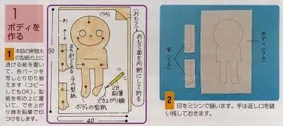 Mimin Dolls: doll padrão japonês- enfermeira