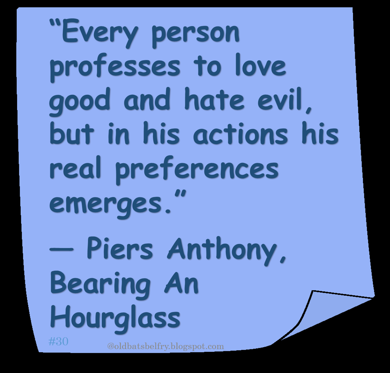♥ Piers Anthony ♥ ~ #Quote #Author #Actions