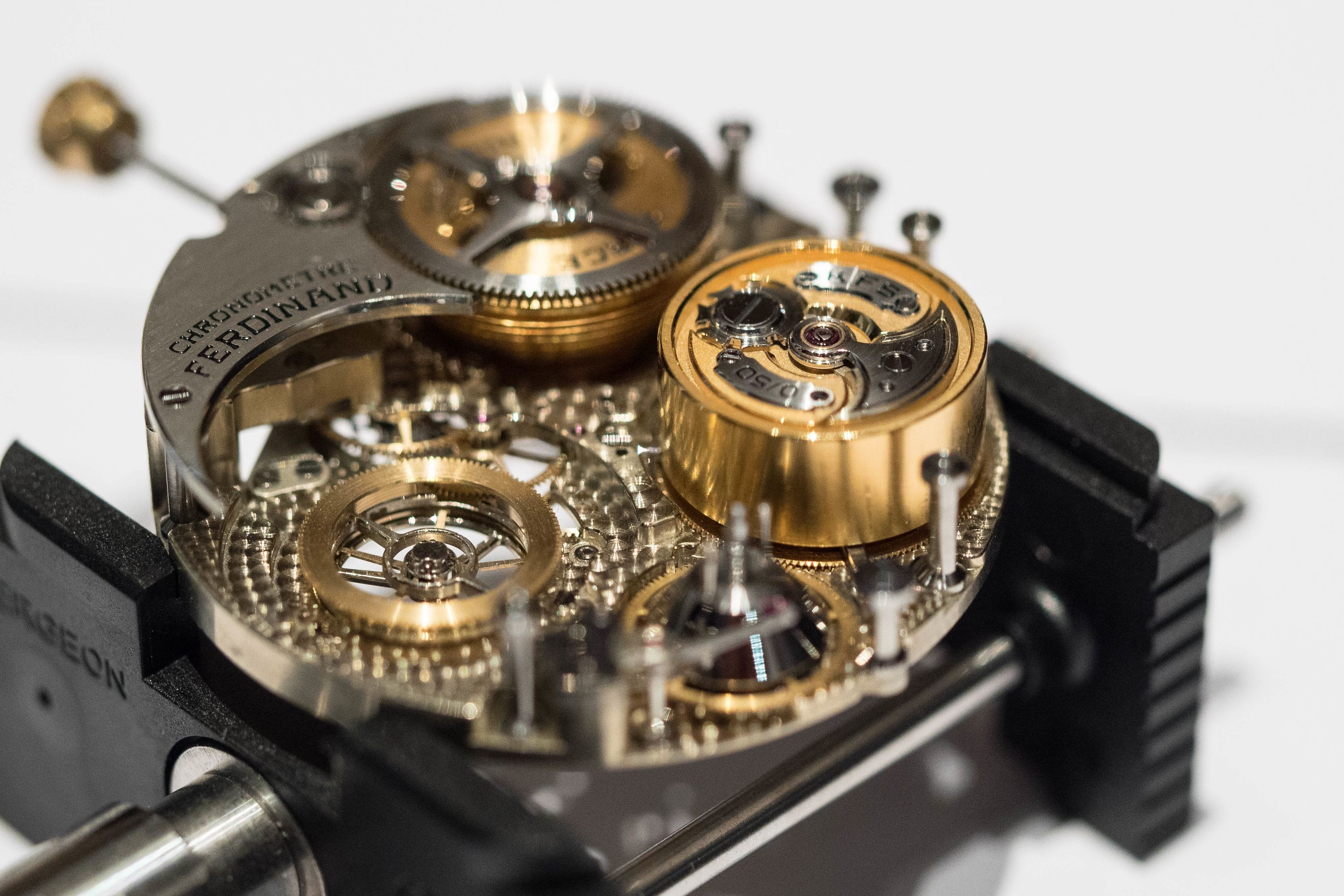 The Chopard Group Launches La Chronométrie Ferdinand Berthoud, And FB 1, A Marine Chronometer For The Wrist — HODINKEE