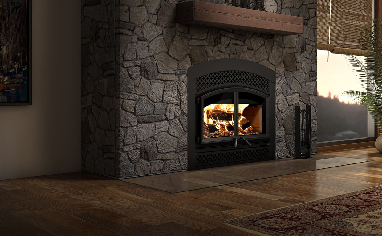 Valcourt Fp15a Waterloo Arched Urban Fireplaces Fireplace