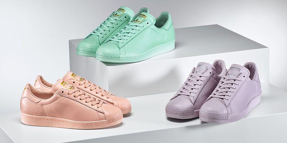 18f05da2e Adidas Superstar Pastel Color aoriginal.co.uk