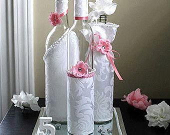 Wedding Centerpieces Using Wine Bottle Rack Wine