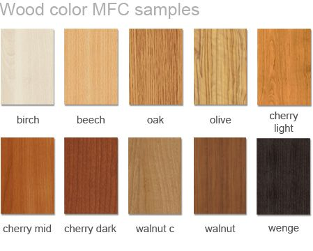Color For Wood Furniture Designs