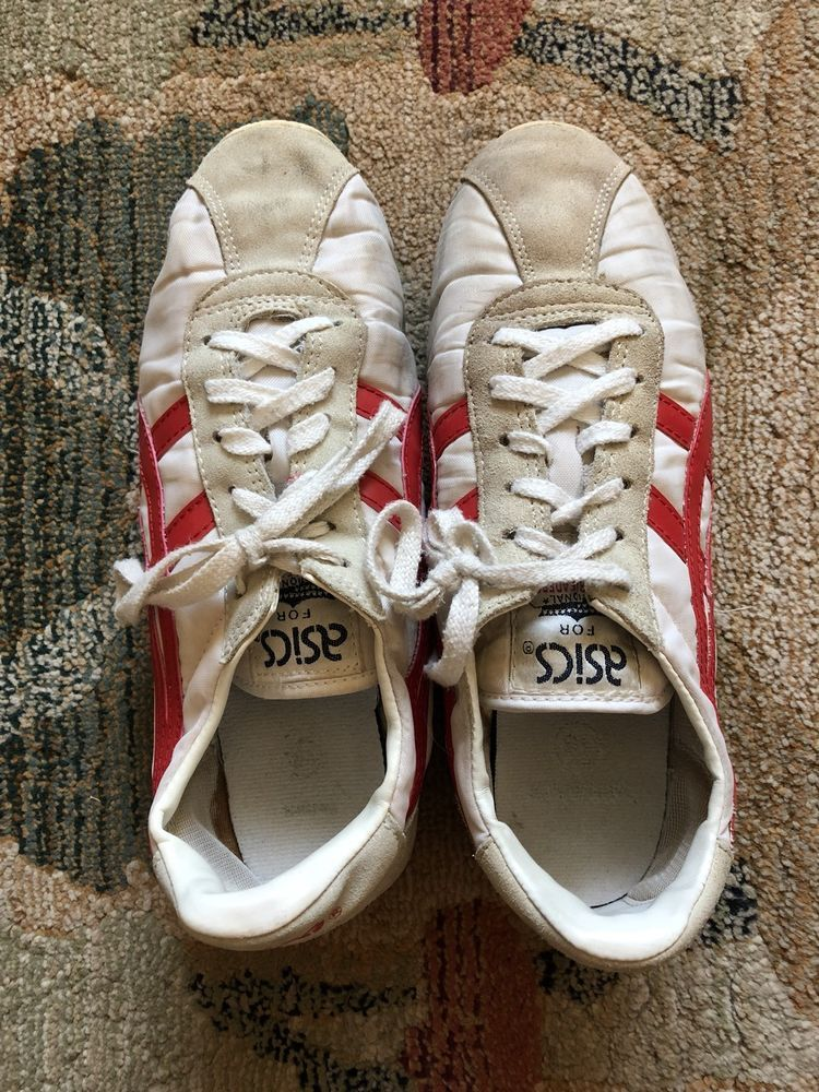 Asics Shoes Vintage 70s 80s National