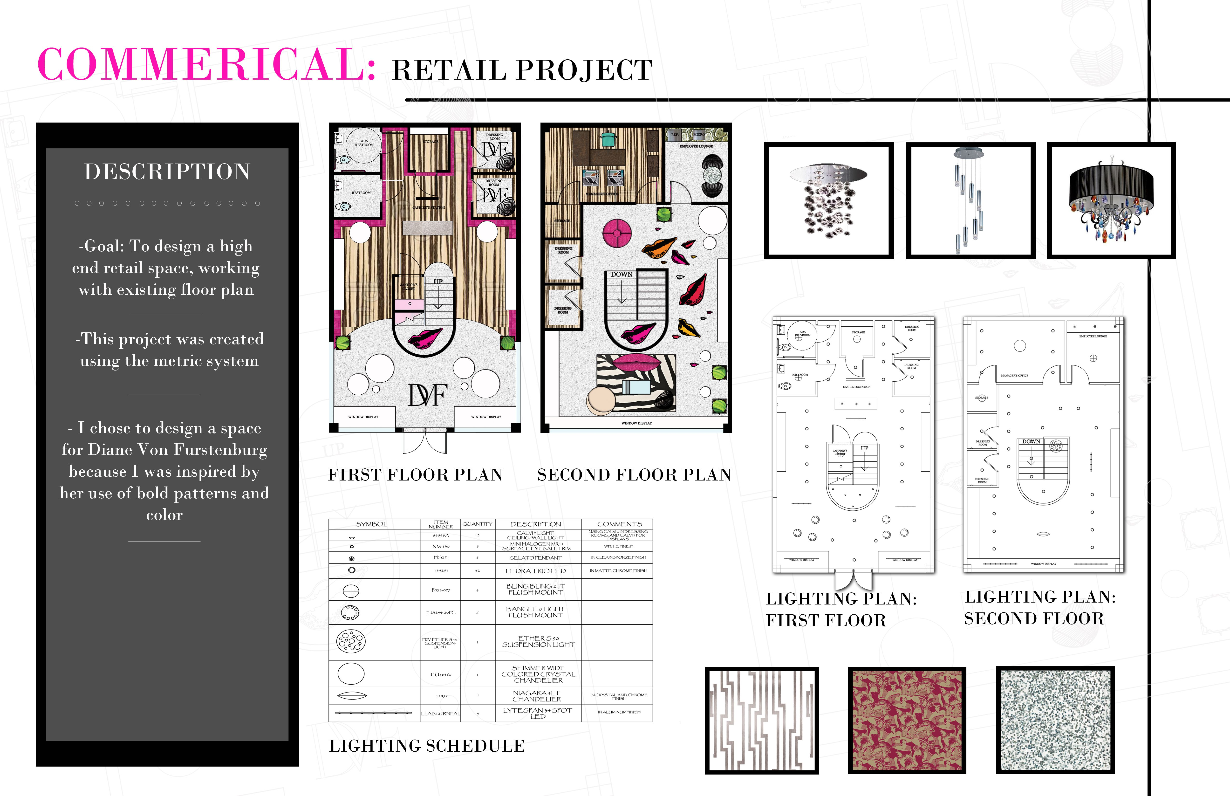 interior design student portfolio asid - Interior Design Portfolio Ideas