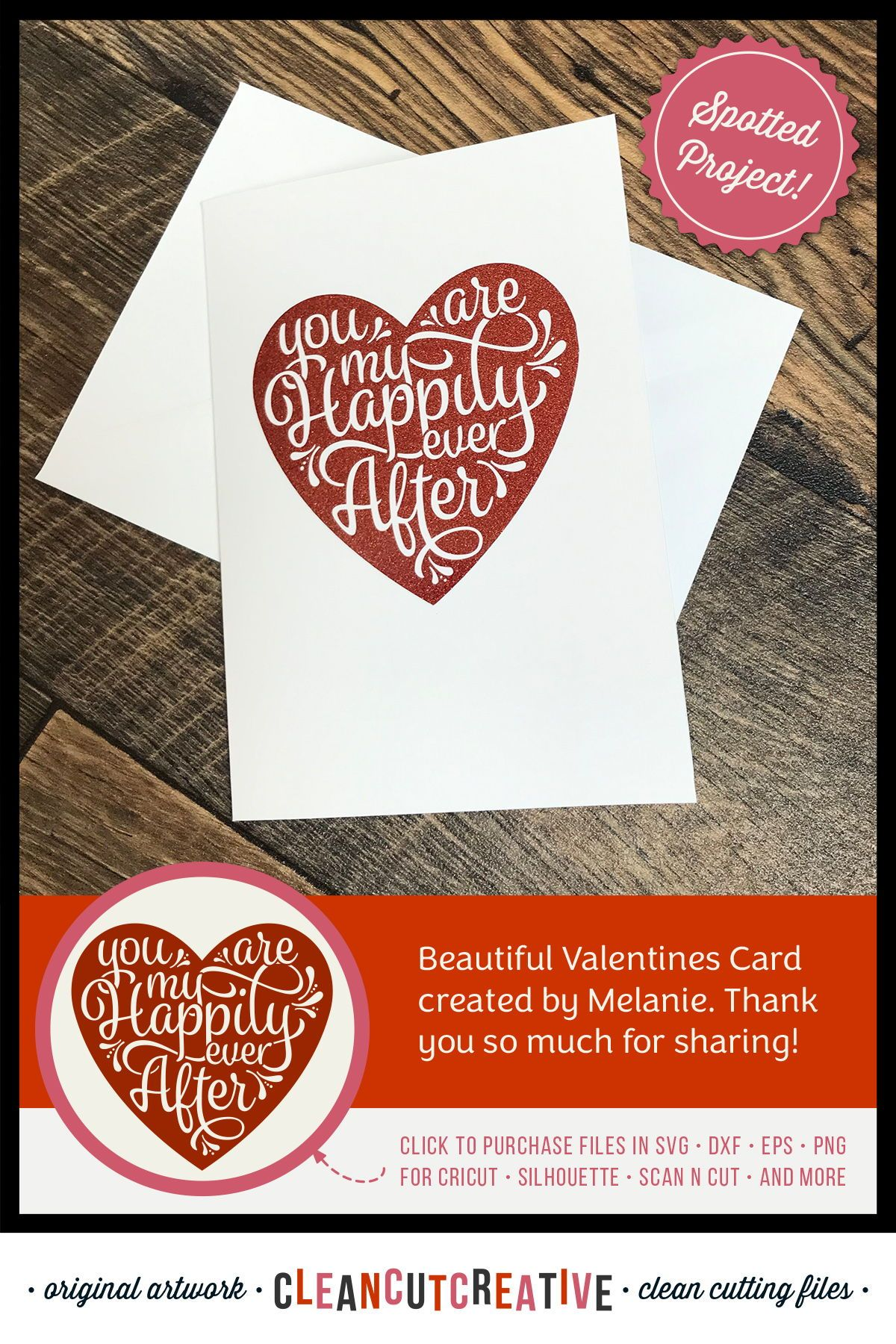You Are My Happily Ever After Svg Dxf Eps Png Craft File 12154 Svgs Design Bundles In 2020 Valentines Svg Valentines Cards Svg