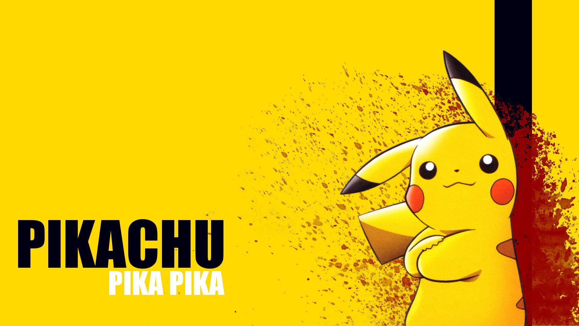 Pikachu Images Hd