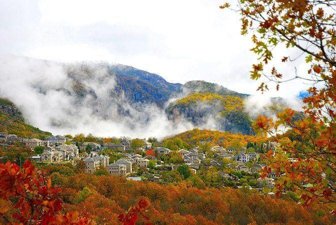 TRAVEL'IN GREECE | Autumn at Monodentri of #Zagori, #Ioannina, #Epirus, #Greece, #travelingreece #ioannina-grecce TRAVEL'IN GREECE | Autumn at Monodentri of #Zagori, #Ioannina, #Epirus, #Greece, #travelingreece #ioannina-grecce