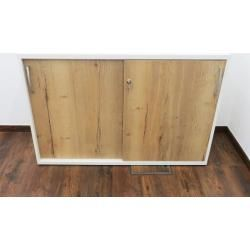 Photo of Filing cabinets with sliding doors