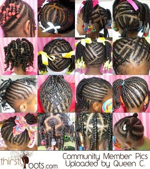 Coiffure Petite Fille Afro Archives Liyalek Coiffure Enfant Idees De Coiffures Coupe Cheveux Petite Fille