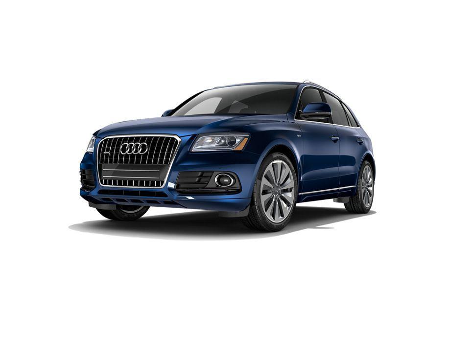 Build Your Own Audi Q5 Hybrid Car Configurator Usa