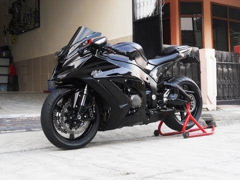 68873be11b0 Kawasaki Ninja ZX-10R Winter Test Edition - YouTube | Vehicles ...
