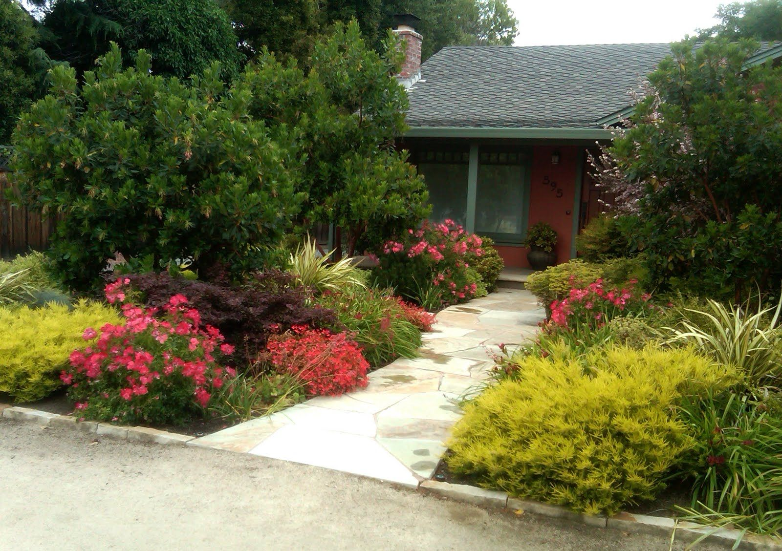 lawnless front yard uk - Google Search | Front garden ...