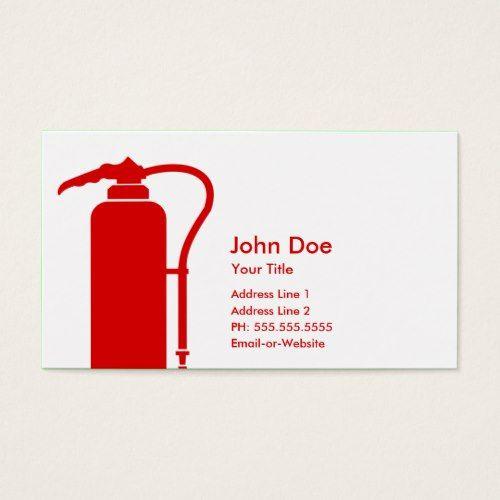 Firefighter business card firefighter business cards and business firefighter business card colourmoves