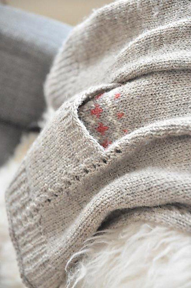 Naima | Fair isles, Stitch and Fabrics