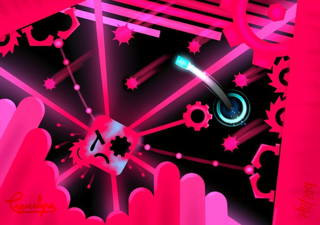 Steam 社群 just shapes beats shapes beats fan art