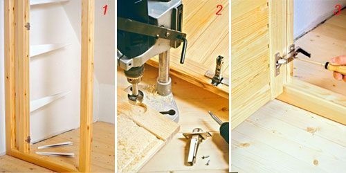 Costruire Un Armadio Da Cucina : Costruire un armadio in mansarda fai da te