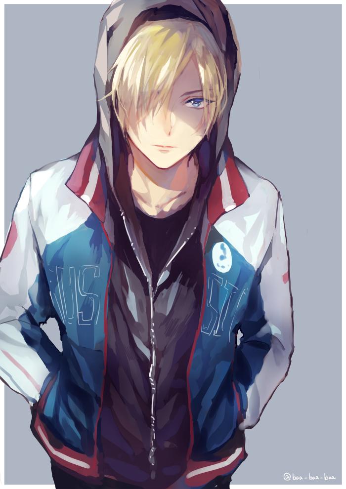 Anime Characters Named Yuri : ひつじ baa さん twitter anime boy pinterest