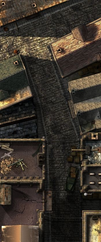 Dundjinni Mapping Software - Forums: Call of Cthulhu - The Haunting
