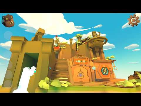 (3) KRYSTOPIA New Game First Look A Puzzle Journey