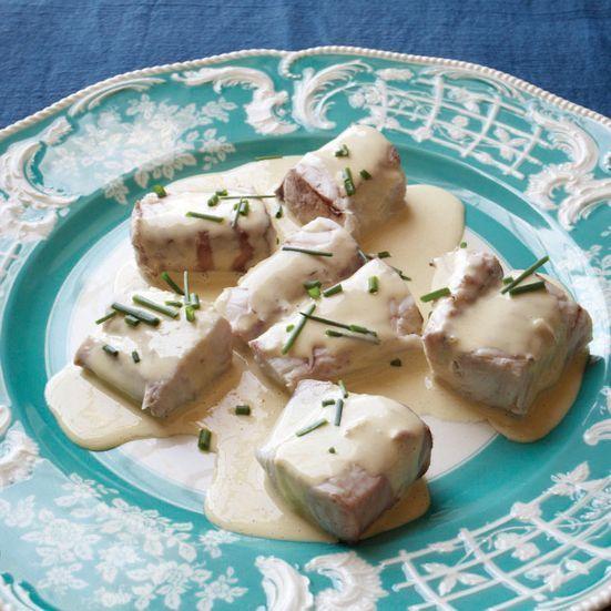Photo of Source by deannaaaroee Roast Capon with Mushroom-Armagnac Sauce Capons are very …