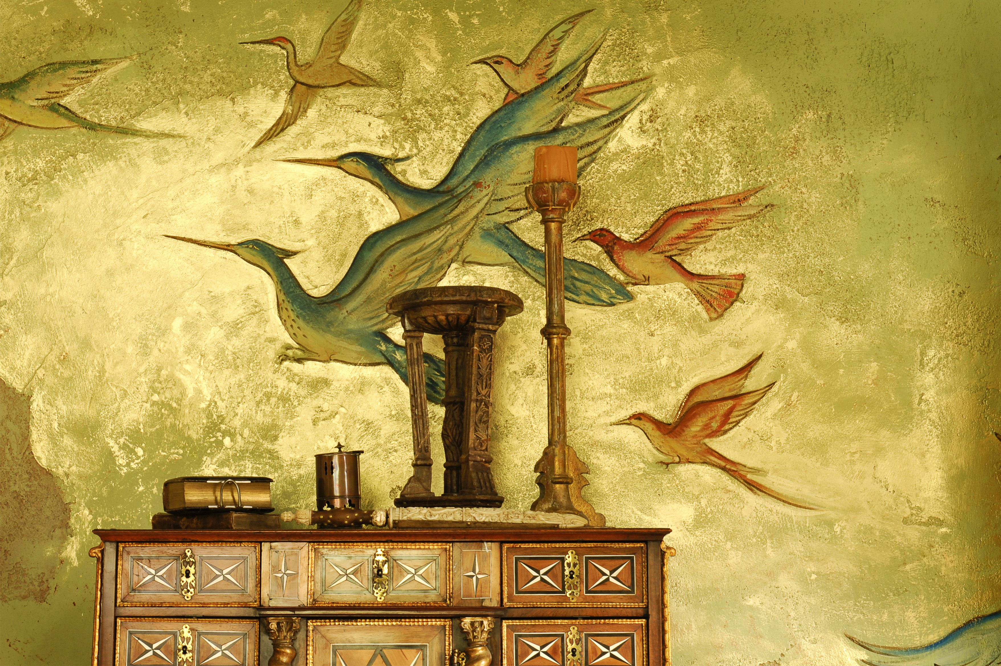 Mural in the Red Keep | Bedchambers | Pinterest | Hbo series, Walls ...