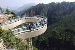 Risultati immagini per Ponte Zhangjiajie