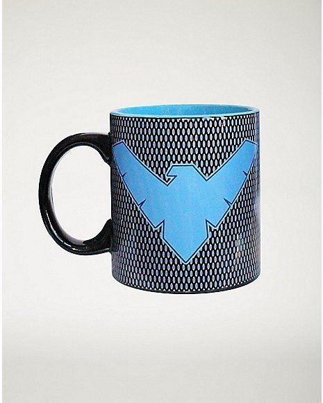 Nightwing coffee mug New!