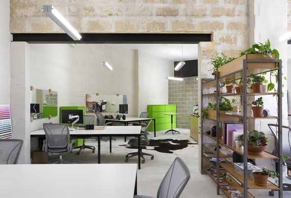 innovative ppb office design.  Innovative Go Graphics Creative Attitude Saw Them Adopt A Caf Style Workplace In  Their Fremantle Office For Innovative Ppb Office Design G