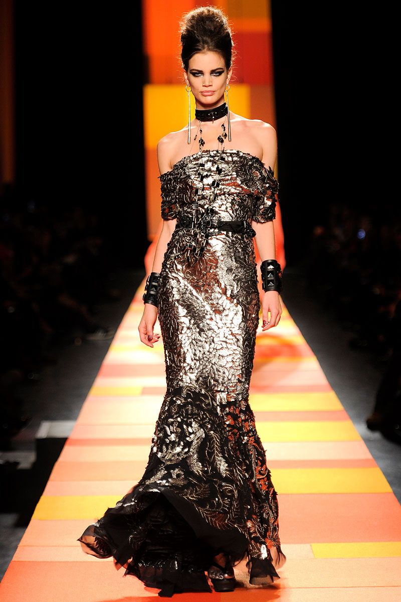Fotos de pasarela jean paul gaultier haute couture and couture