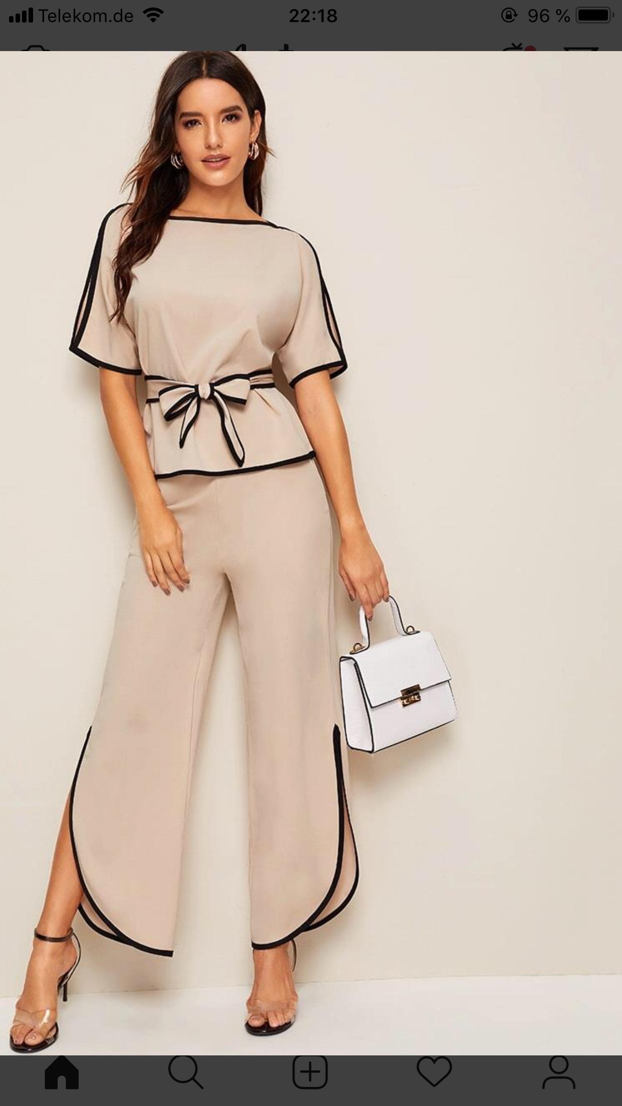 Pantalon Ropa Elegante Para Dama Pantalones De Moda Mujer Camisa De Moda