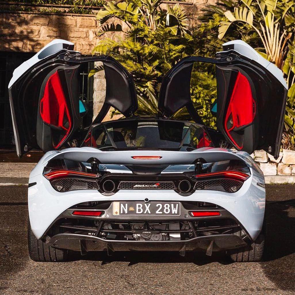 Mclaren 720s V8 Engine Top Speed 341km H 212mph 720 Horsepower 0 60 100 In 2 9 Seconds Supercar Cars Fastcar Lu Top Cars Super Cars Luxury Cars