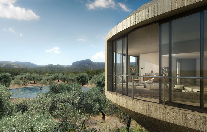 round house by johnston marklee for solo houses