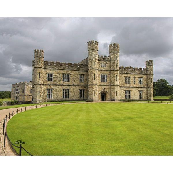 Pretty Places Leeds: Stewart Parr 'Leeds Castle Near Kent, England