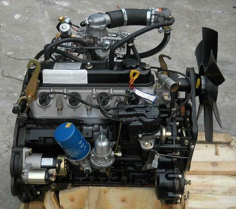 toyota 4y forklift engine workshop factory service manual download