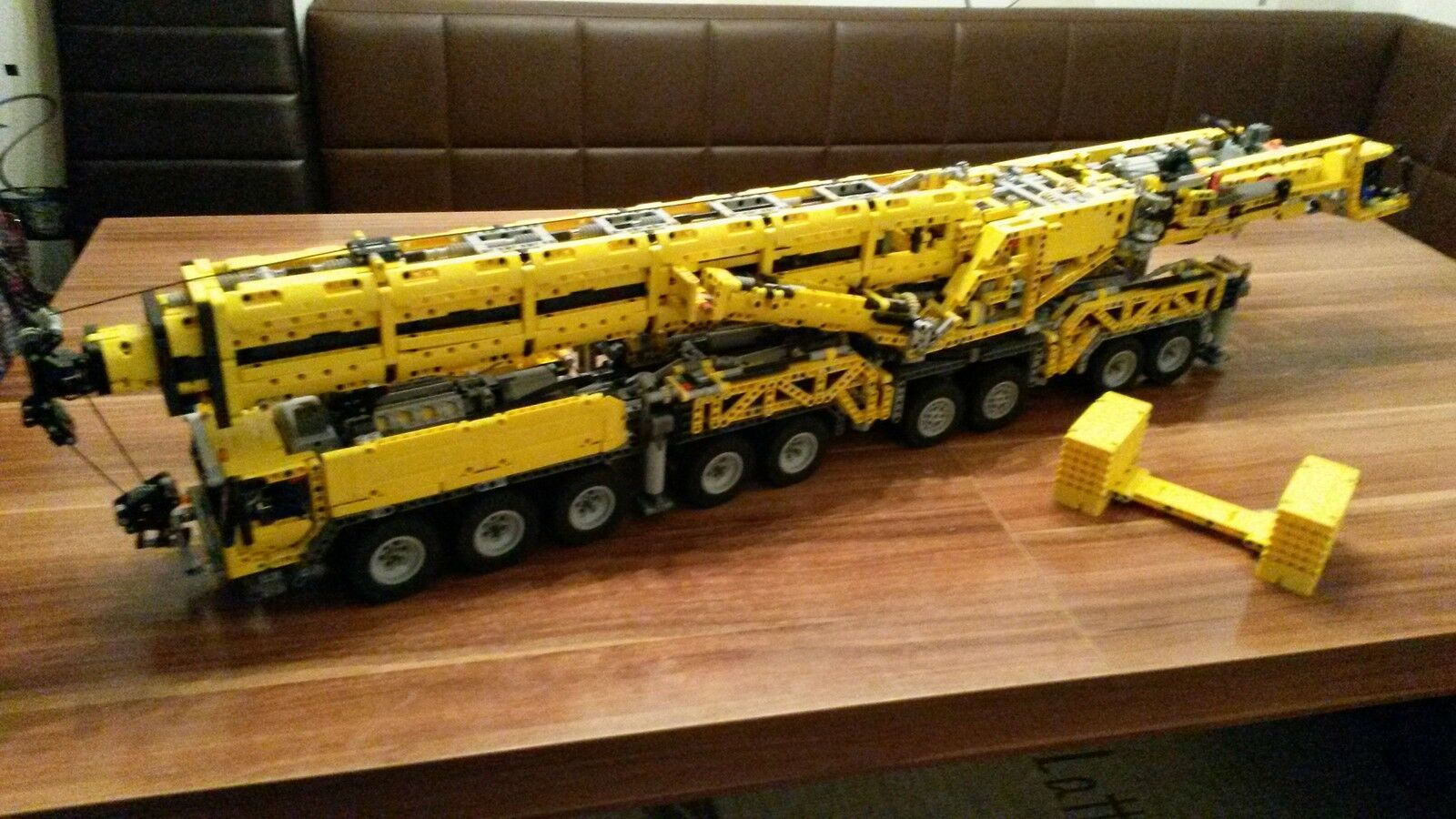 Lego Technic Autokran