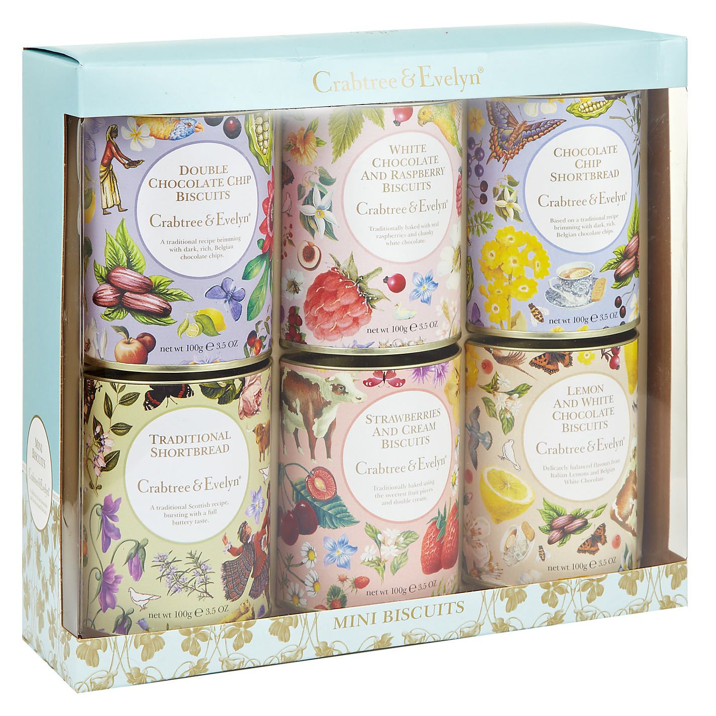 77eb75742477 Crabtree & Evelyn Mini Biscuits | °Eye-catching Packaging° | Hand ...