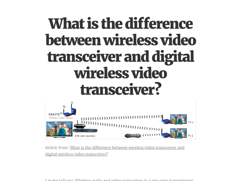 The difference between 480P 720P 1080P | Home & Garden TV Wireless ...