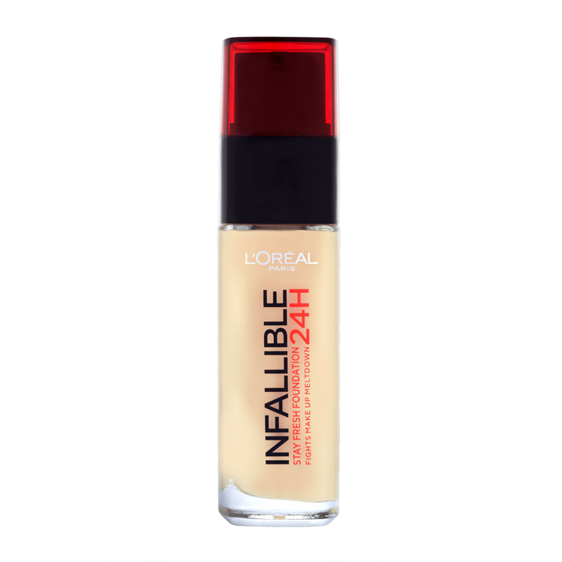 L'Oréal Paris Infallible Lasting Perfecting Foundation 30ml - feelunique.com